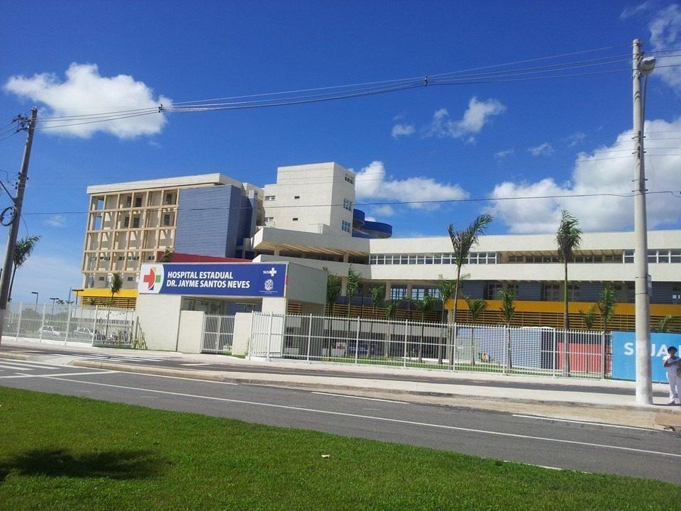 hospital jayme vagas deficiência