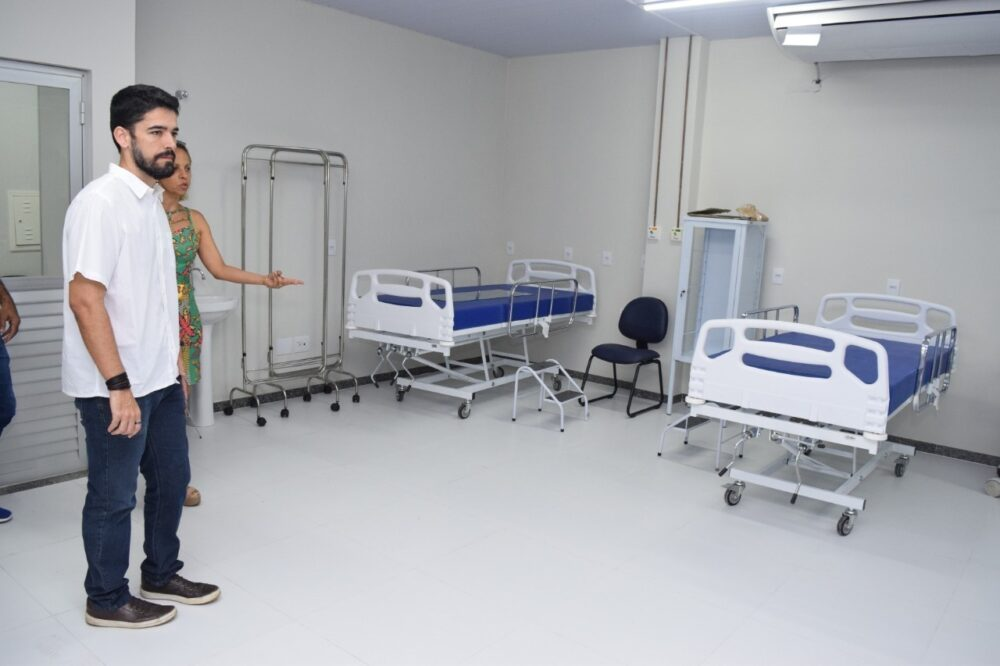 centro de saúde cachoeiro reaberto